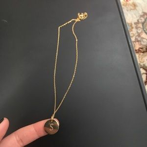 Jewelry - 'S' Initial Necklace